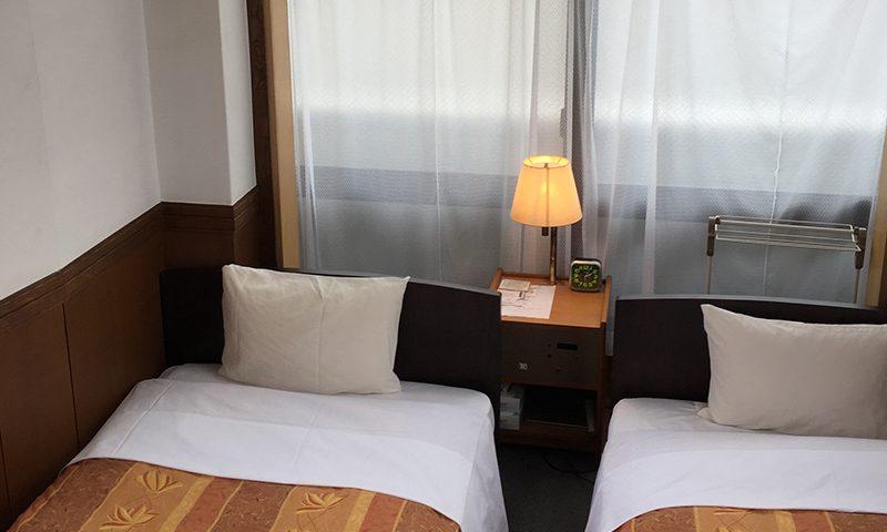 中野ビジネスホテルクレセント客室